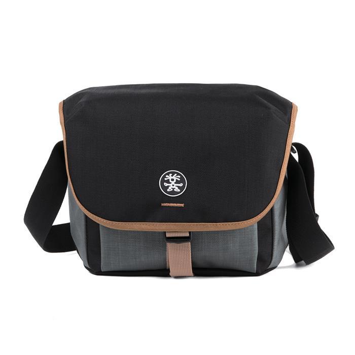 《新品アクセサリー》 CRUMPLER (クランプラー) カメラスリングバッグ プロパー ローディー2.0 2500 PR2500-001 ブラック/グレー【KK9N0D18P】