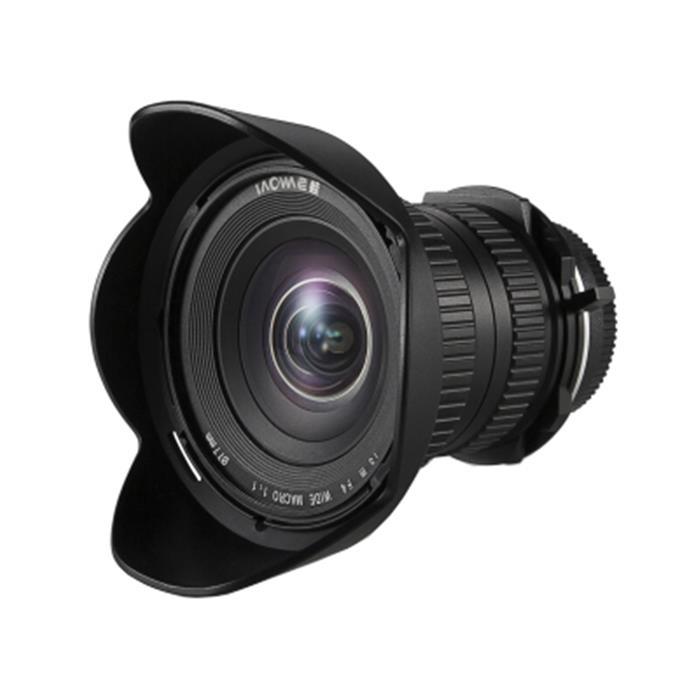 《新品》 LAOWA (ラオワ) 15mm F4 1xWide Macro/SFT(フルサイズ対応/キヤノンEF用)【KK9N0D18P】【キャッシュバック対象】