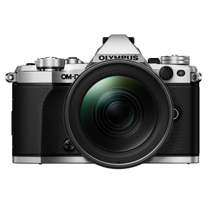 【あす楽】《新品》 OLYMPUS (オリンパス) OM-D E-M5 Mark II 12-40mm F2.8 レンズキット シルバー[ ミラーレス一眼カメラ | デジタル一眼カメラ | デジタルカメラ ]【KK9N0D18P】
