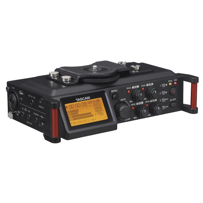《新品アクセサリー》 TASCAM (タスカム) カメラ用PCMレコーダー DR-70D〔メーカー取寄品〕【KK9N0D18P】