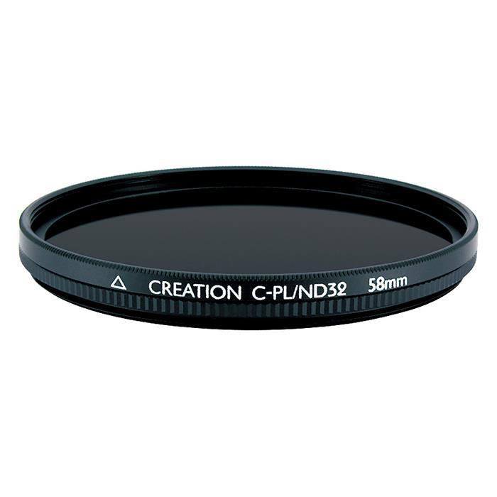 《新品アクセサリー》 marumi (マルミ) CREATION C-PL/ND32 58mm【KK9N0D18P】