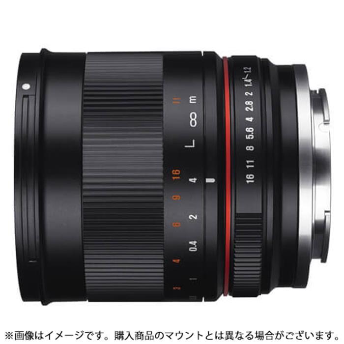 《新品》 SAMYANG (サムヤン) 50mm F1.2 AS UMC CS (EOS M用) ブラック[ Lens | 交換レンズ ]【KK9N0D18P】