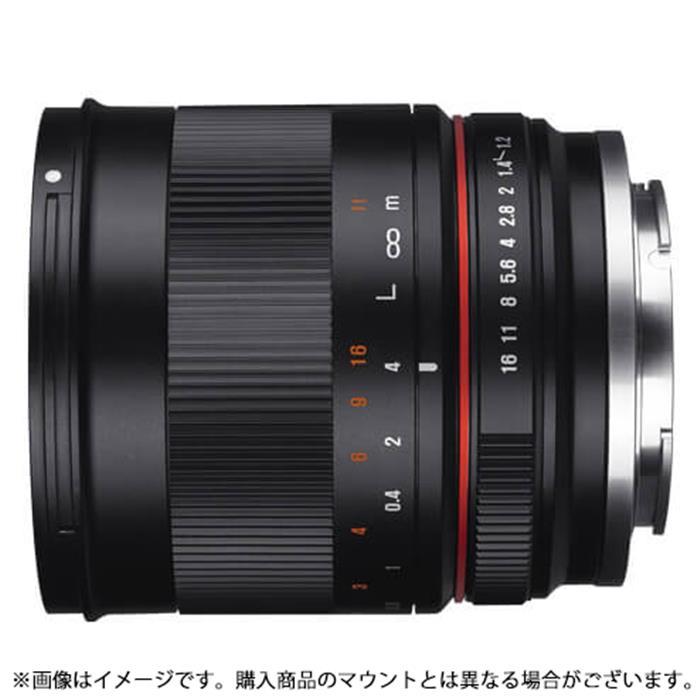 《新品》 SAMYANG (サムヤン) 50mm F1.2 AS UMC CS (マイクロフォーサーズ用) ブラック [ Lens   交換レンズ ]【KK9N0D18P】【¥3,000-キャッシュバック対象】