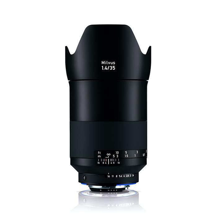 《新品》Carl Zeiss (カールツァイス) Milvus 35mm F1.4 ZF.2(ニコンF用) [ Lens   交換レンズ ]【KK9N0D18P】