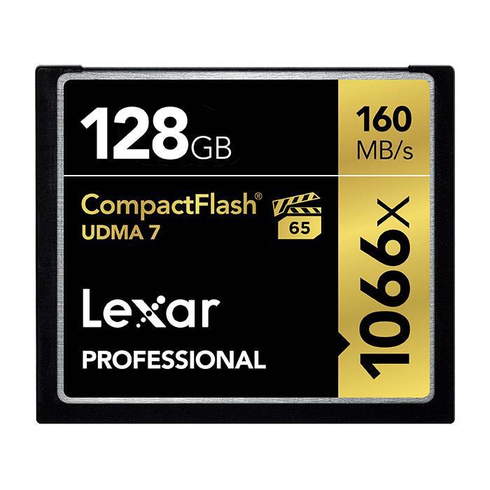 《新品アクセサリー》 LEXAR (レキサー) Professional 1066x CFカード 128GB LCF128CRBAP1066【KK9N0D18P】