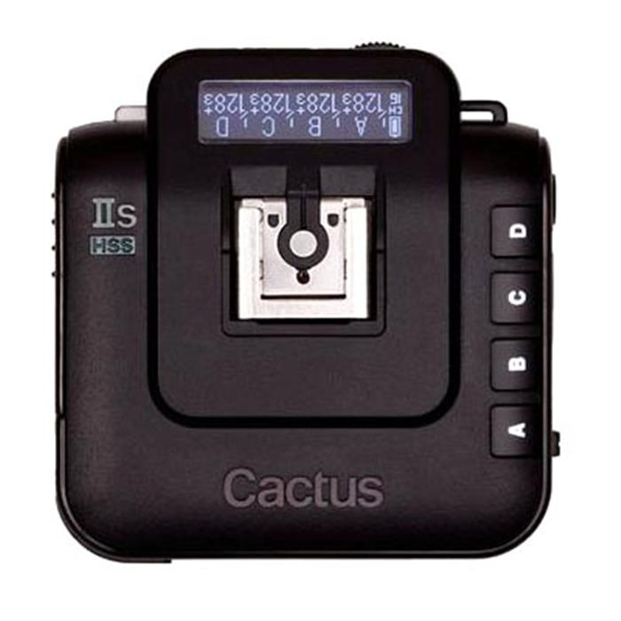 《新品アクセサリー》 Harvest One (ハーベストワン) ワイヤレスフラッシュトランシーバー Cactus V6 llS〔SONYカメラシステム専用/ハイスピードシンクロ(HSS)対応モデル〕【KK9N0D18P】