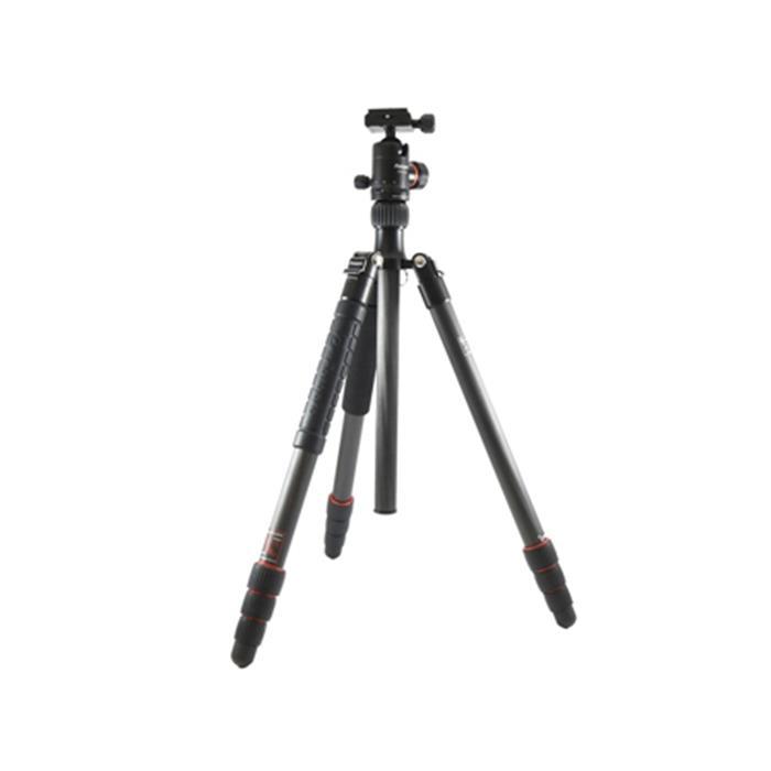 《新品アクセサリー》 FOTOPRO (フォトプロ) トラベルカーボン4段三脚 X-5CN【KK9N0D18P】