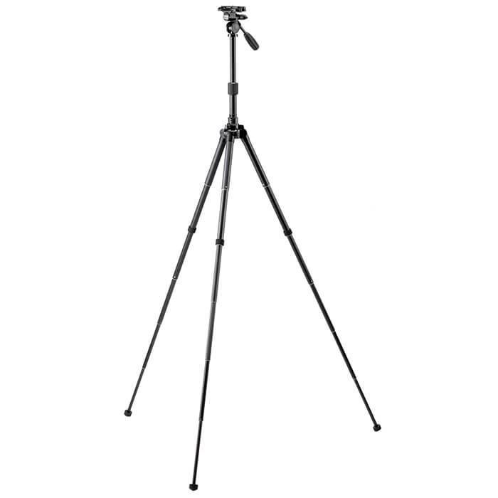 《新品アクセサリー》 Velbon (ベルボン) 小型高伸縮比6段三脚 UT-55【KK9N0D18P】