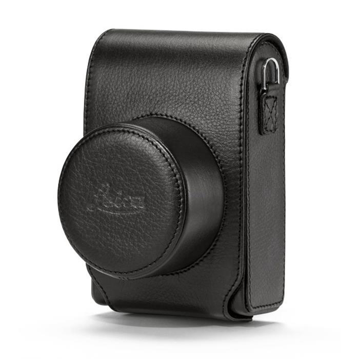 《新品アクセサリー》 Leica (ライカ) D-LUX7用 レザーケース ブラック 【KK9N0D18P】