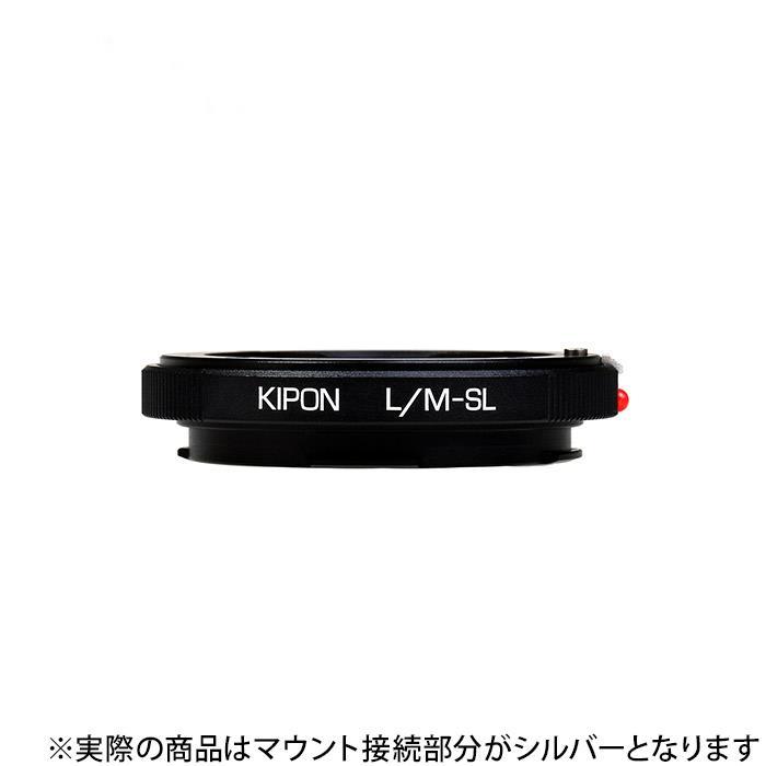 《新品アクセサリー》KIPON (キポン) マウントアダプター ライカMレンズ/ライカSL・TLボディ用【KK9N0D18P】