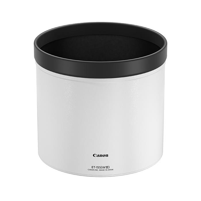 《新品アクセサリー》 Canon (キヤノン) レンズフード ET-155(WIII)〔メーカー取寄品〕【KK9N0D18P】