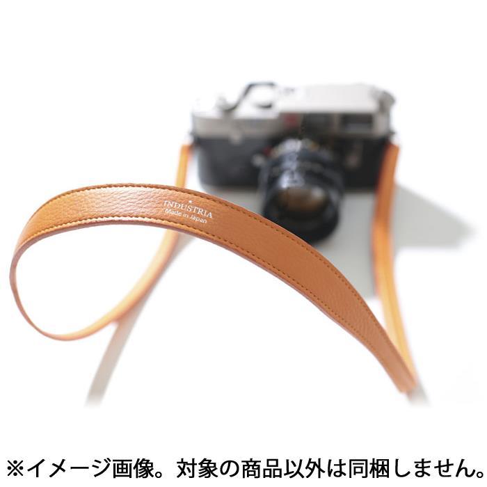 《新品アクセサリー》 INDUSTRIA(インダストリア) シュリンクレザーストラップ 95cm 二重カンタイプ IND-520-ORG オレンジ【KK9N0D18P】 [ ストラップ ]