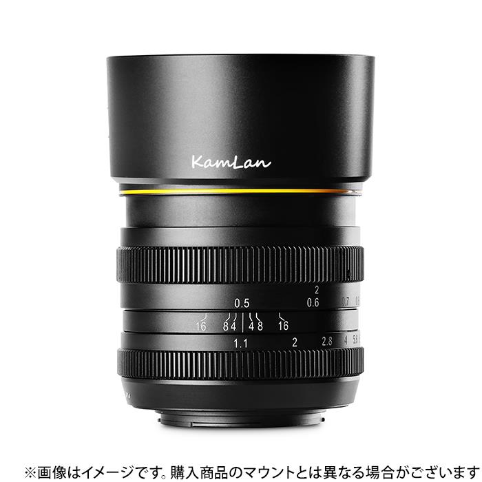 《新品》KAMLAN(カムラン) FS 50mm F1.1 (ソニーE用/APS-C専用)[ Lens | 交換レンズ ]【KK9N0D18P】