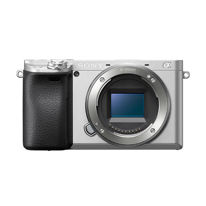 《新品》 SONY (ソニー) α6400 ボディ ILCE-6400 シルバー【¥15,000-キャッシュバック対象】 [ ミラーレス一眼カメラ | デジタル一眼カメラ | デジタルカメラ ]【KK9N0D18P】
