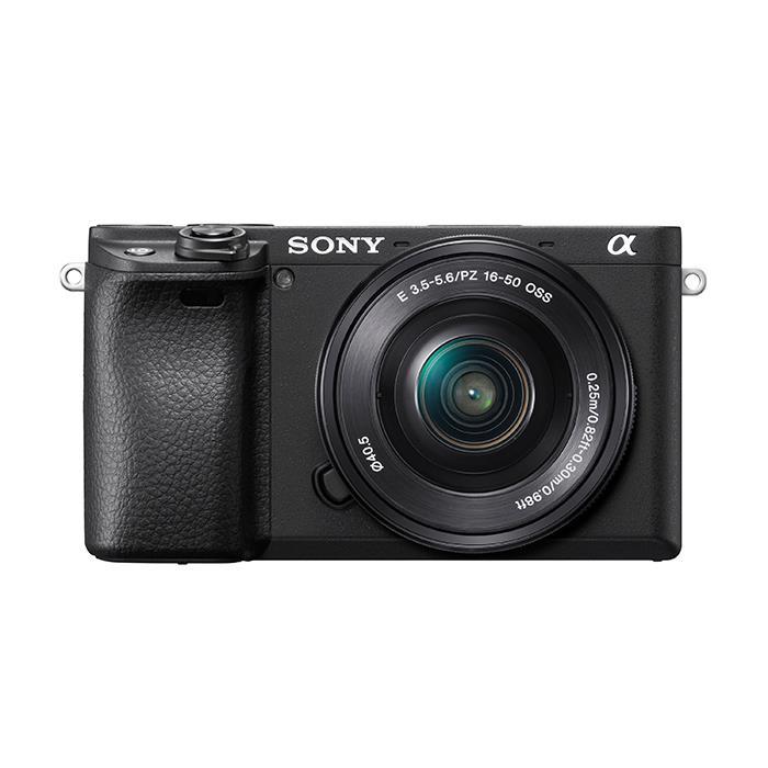 《新品》 SONY (ソニー) α6400 パワーズームレンズキット ILCE-6400L ブラック【¥10,000-キャッシュバック対象】[ ミラーレス一眼カメラ | デジタル一眼カメラ | デジタルカメラ ]【KK9N0D18P】