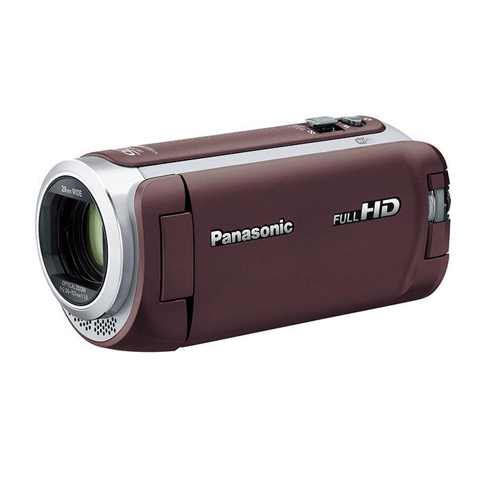《新品》 Panasonic (パナソニック) デジタルハイビジョンビデオカメラ HC-W590M ブラウン [ ビデオカメラ ]【KK9N0D18P】
