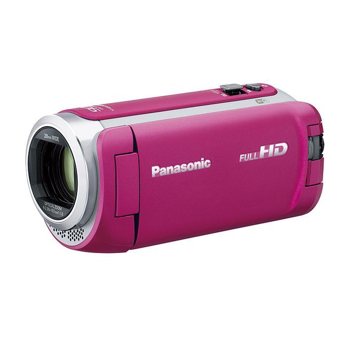 《新品》 Panasonic (パナソニック) デジタルハイビジョンビデオカメラ HC-W590M ピンク [ ビデオカメラ ]【KK9N0D18P】