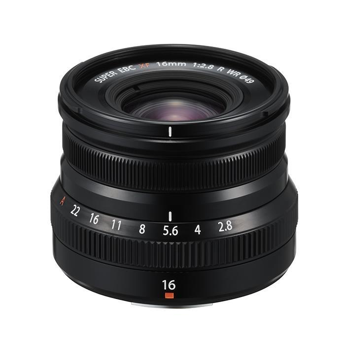 《新品》FUJIFILM (フジフイルム) フジノン XF16mm F2.8 R WR ブラック [ Lens | 交換レンズ ]【KK9N0D18P】