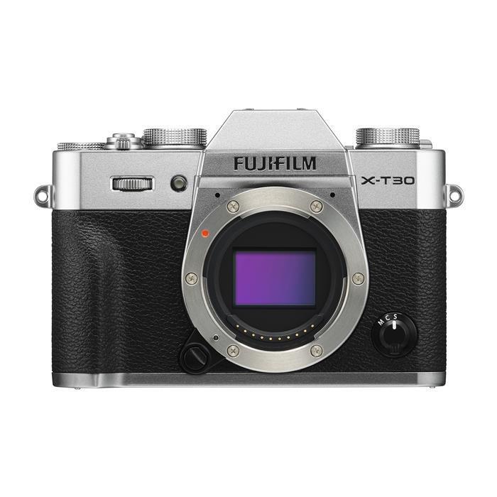 《新品》 FUJIFILM (フジフイルム) X-T30 ボディ シルバー【¥10,000-キャッシュバック対象】【KK9N0D18P】