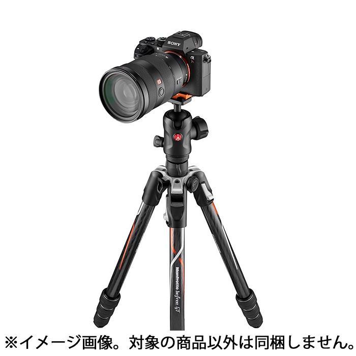 《新品アクセサリー》 Manfrotto (マンフロット) befree GT カーボンT三脚キット ソニーαカメラ専用 MKBFRTC4GTA-BH 【KK9N0D18P】