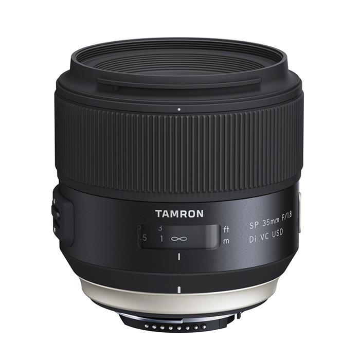 《新品》 TAMRON(タムロン) SP 35mm F1.8 Di VC USD(ニコン用)[ Lens | 交換レンズ ]【KK9N0D18P】
