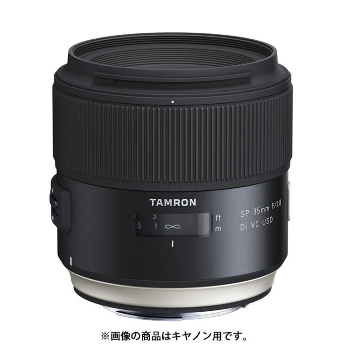 《新品》 TAMRON(タムロン) SP 35mm F1.8 Di USD(ソニーα用)[ Lens | 交換レンズ ]【KK9N0D18P】