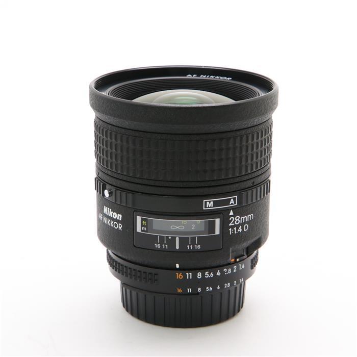 【あす楽】 【中古】 《良品》 Nikon AF 28mm F1.4D [ Lens   交換レンズ ]