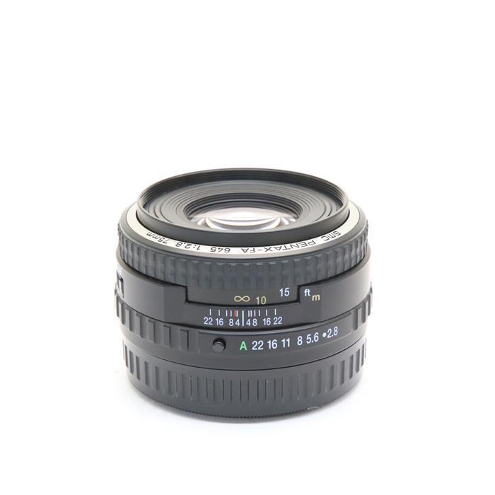 【あす楽】 【中古】 《美品》 PENTAX FA645 75mm F2.8 [ Lens | 交換レンズ ]
