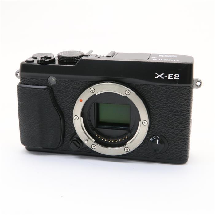 【あす楽】 【中古】 《並品》 FUJIFILM X-E2 ボディ ブラック [ デジタルカメラ ]