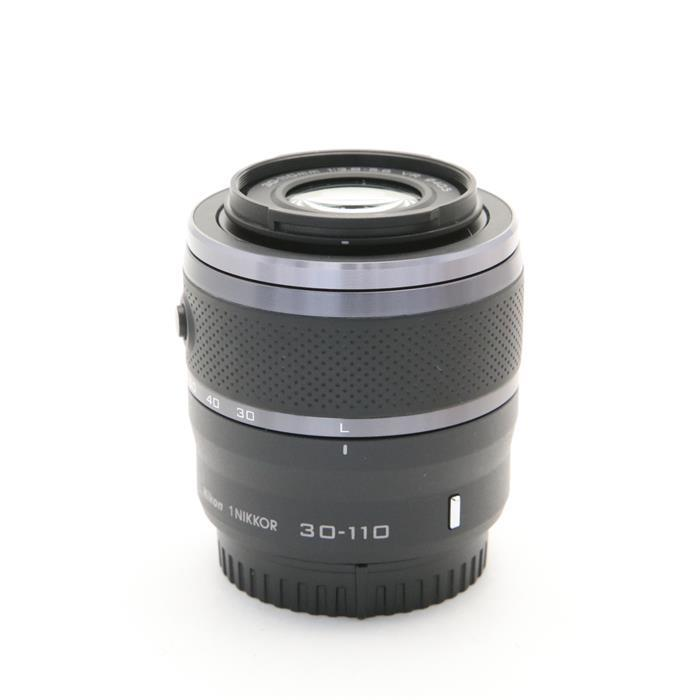 【あす楽】 【中古】 《良品》 Nikon 1 NIKKOR VR 30-110mm F3.8-5.6 ブラック ブラック [ Lens | 交換レンズ ]