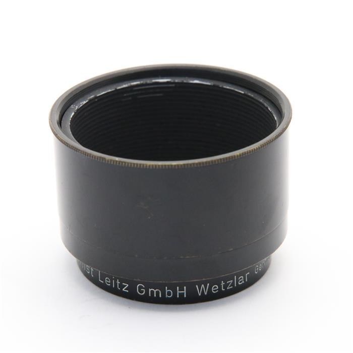 代引き手数料無料 国内即発送 あす楽 中古 《美品》 エルマーズームフード FIKUS 40%OFFの激安セール Leica ブラックxシルバー