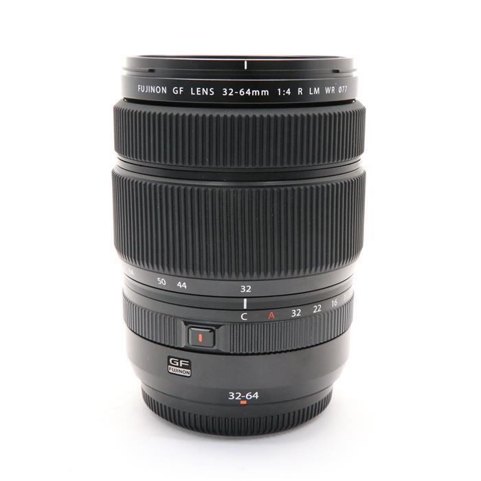 【あす楽】 【中古】 《良品》 FUJIFILM フジノン GF32-64mm F4 R LM WR [ Lens | 交換レンズ ]