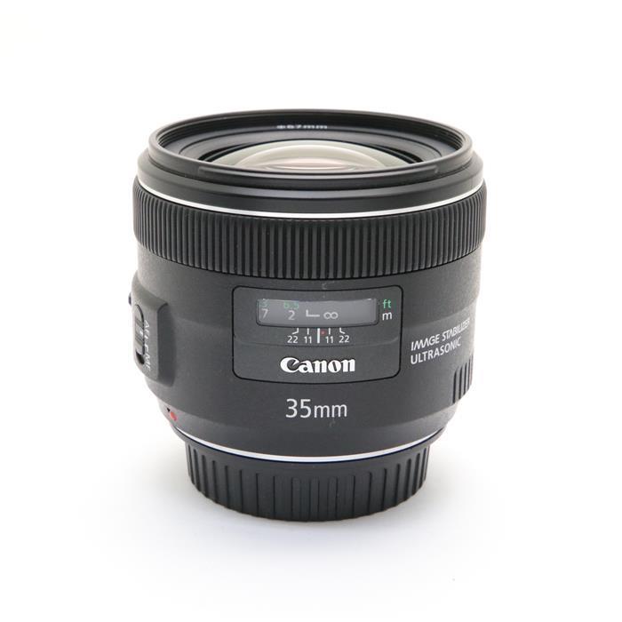 【あす楽】 【中古】 《美品》 Canon EF35mm F2 IS USM [ Lens | 交換レンズ ]