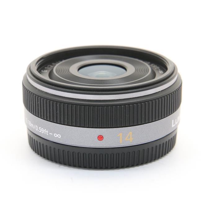 【あす楽】 【中古】 《美品》 Panasonic LUMIX G 14mm F2.5 ASPH. [ Lens   交換レンズ ]