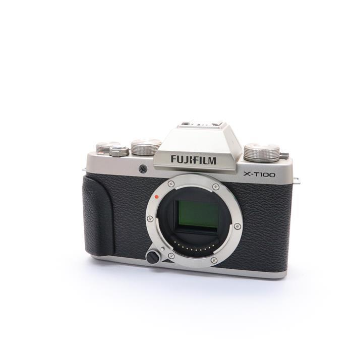 【あす楽】 【中古】 《美品》 FUJIFILM X-T100 ボディ シャンパンゴールド [ デジタルカメラ ]