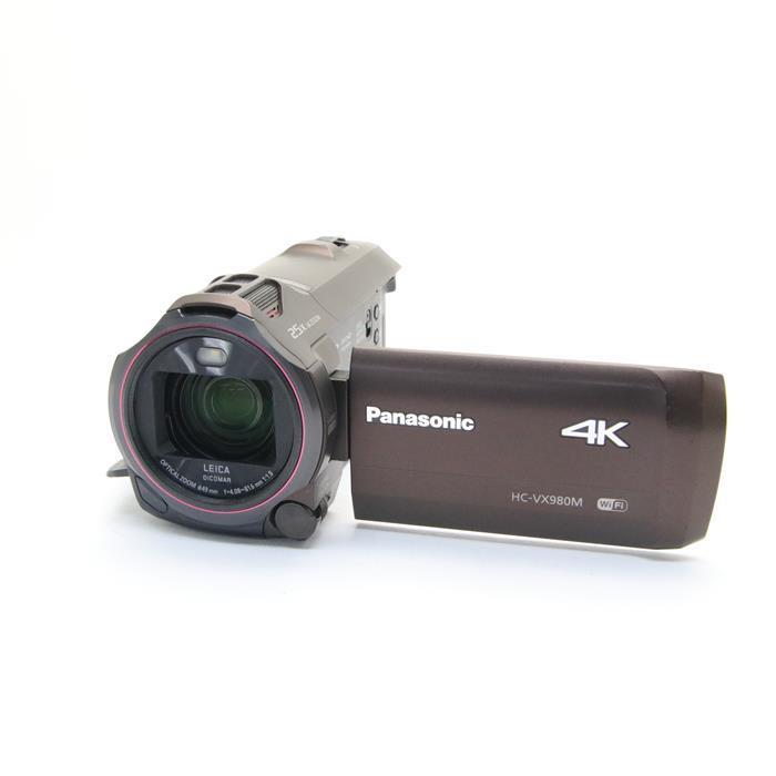【あす楽】 【中古】 《並品》 Panasonic デジタル4Kビデオカメラ HC-VX980M ブラウン