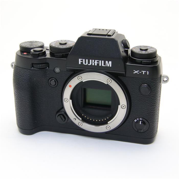 【あす楽】 【中古】 《美品》 FUJIFILM X-T1 ボディ ブラック [ デジタルカメラ ]