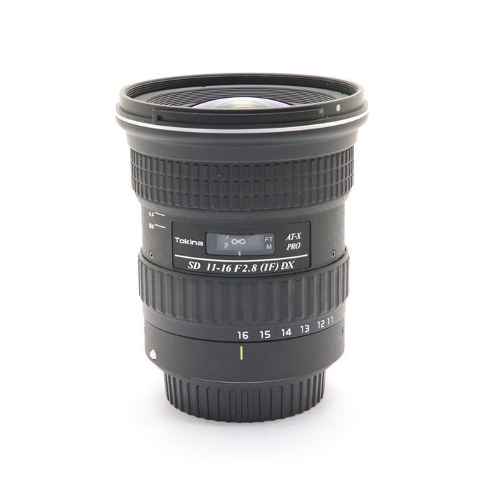 【あす楽】 【中古】 《美品》 Tokina AT-X 116 PRO DX(AF11-16mm F2.8)(キヤノン用) [ Lens | 交換レンズ ]