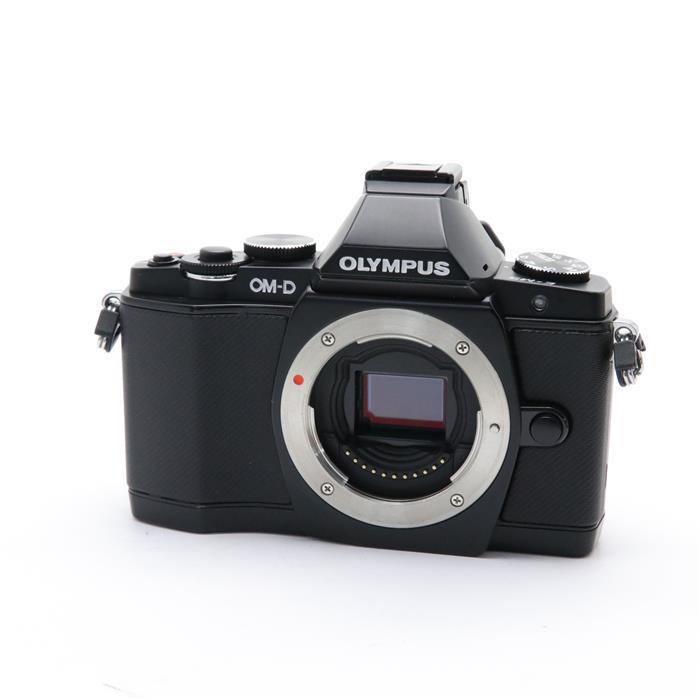 【あす楽】 【中古】 《良品》 OLYMPUS OM-D E-M5 ボディ ブラック [ デジタルカメラ ]