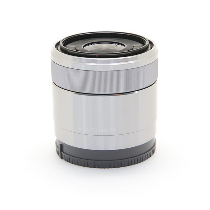 【あす楽】 【中古】 《美品》 SONY E 30mm F3.5 Macro SEL30M35 [ Lens   交換レンズ ]