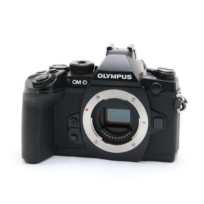 【代引き手数料無料!】 【あす楽】 【中古】 《並品》 OLYMPUS OM-D E-M1 ボディ ブラック [ デジタルカメラ ]