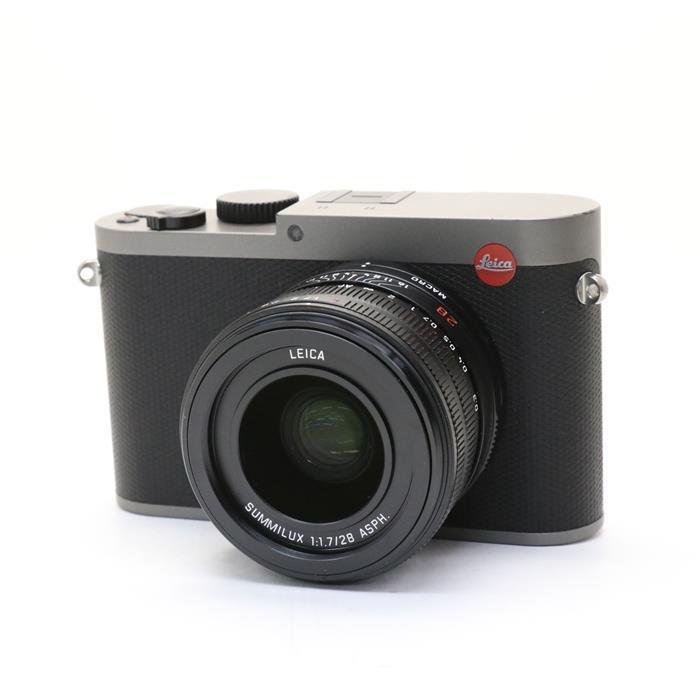 【あす楽】 【中古】 《並品》 Leica Q(Typ116) チタングレー [ デジタルカメラ ]