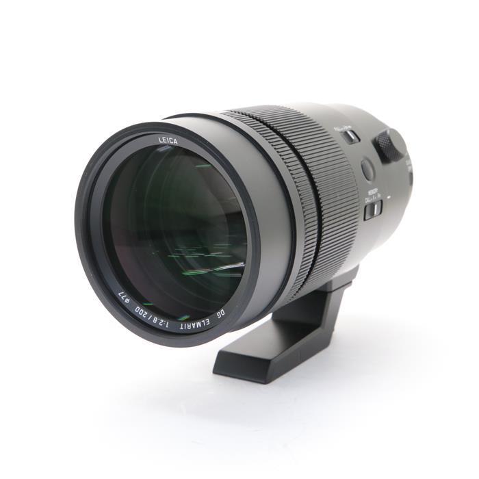 【あす楽】 【中古】 《美品》 Panasonic LEICA DG ELMARIT 200mm F2.8 POWER O.I.S. H-ES200 (マイクロフォーサーズ) [ Lens | 交換レンズ ]