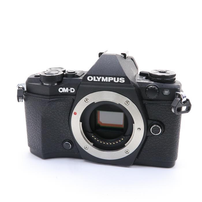 【あす楽】 【中古】 《並品》 OLYMPUS OM-D E-M5 Mark II ボディ ブラック [ デジタルカメラ ]