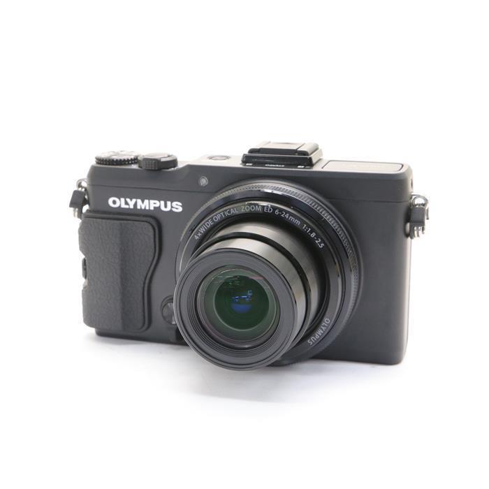 【あす楽】 【中古】 《良品》 OLYMPUS STYLUS XZ-2 ブラック [ デジタルカメラ ]