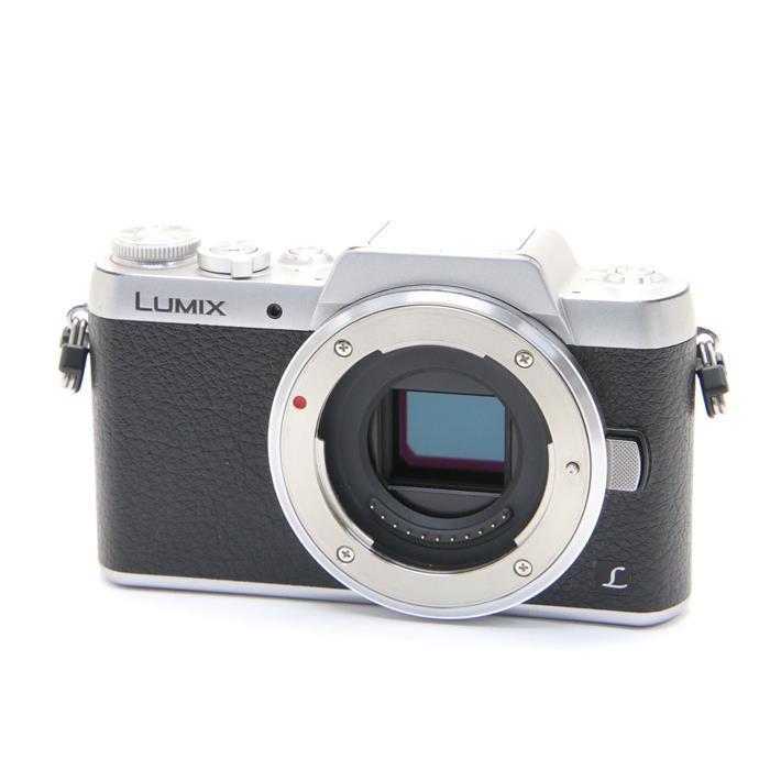 【あす楽】 【中古】 《並品》 Panasonic LUMIX DMC-GF7 ボディ シルバー [ デジタルカメラ ]