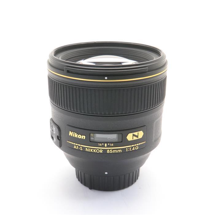 【あす楽】 【中古】 《良品》 Nikon AF-S NIKKOR 85mm F1.4G [ Lens   交換レンズ ]
