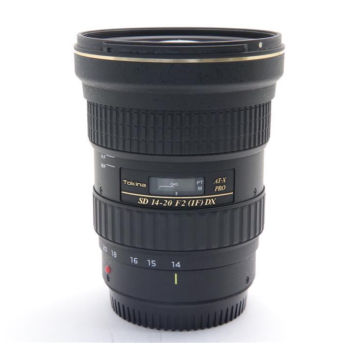 【あす楽】 【中古】 《良品》 Tokina AT-X 14-20mm F2 PRO DX (キヤノン用) [ Lens | 交換レンズ ]