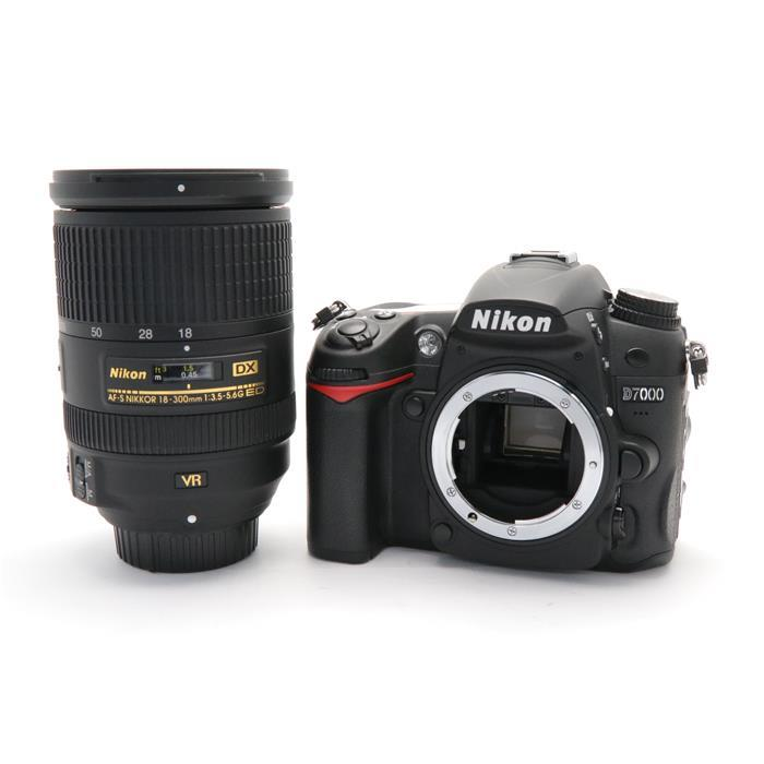 【あす楽】 【中古】 《良品》 Nikon D7000 18-300 VR スーパーズームキット [ デジタルカメラ ]