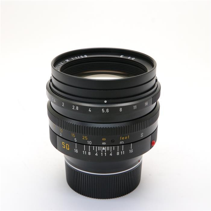 【あす楽】 【中古】 《美品》 Leica ノクティルックス M50mm F1.0 (E60)後期 [ Lens | 交換レンズ ]